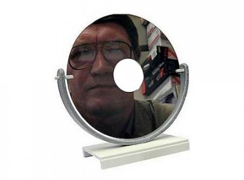 Зеркала, светильники из старых компьютеров