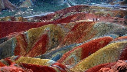 Красочные пейзажи Китая