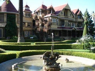 Дом Винчестеров, Сан-Хозе, Калифорния