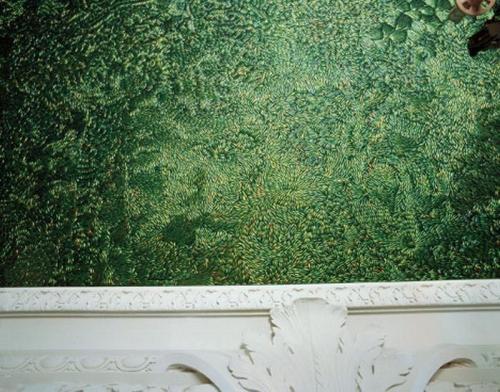 Потолок из жуков