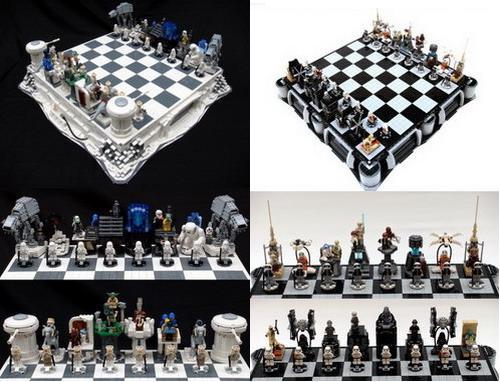 Шахматы Звёздных войн