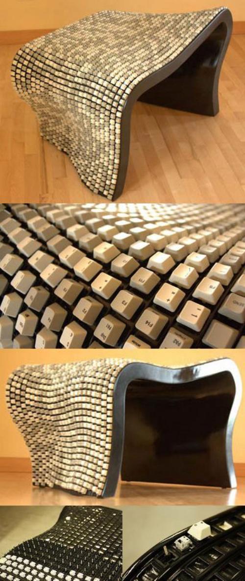 Клавиатура для сидения